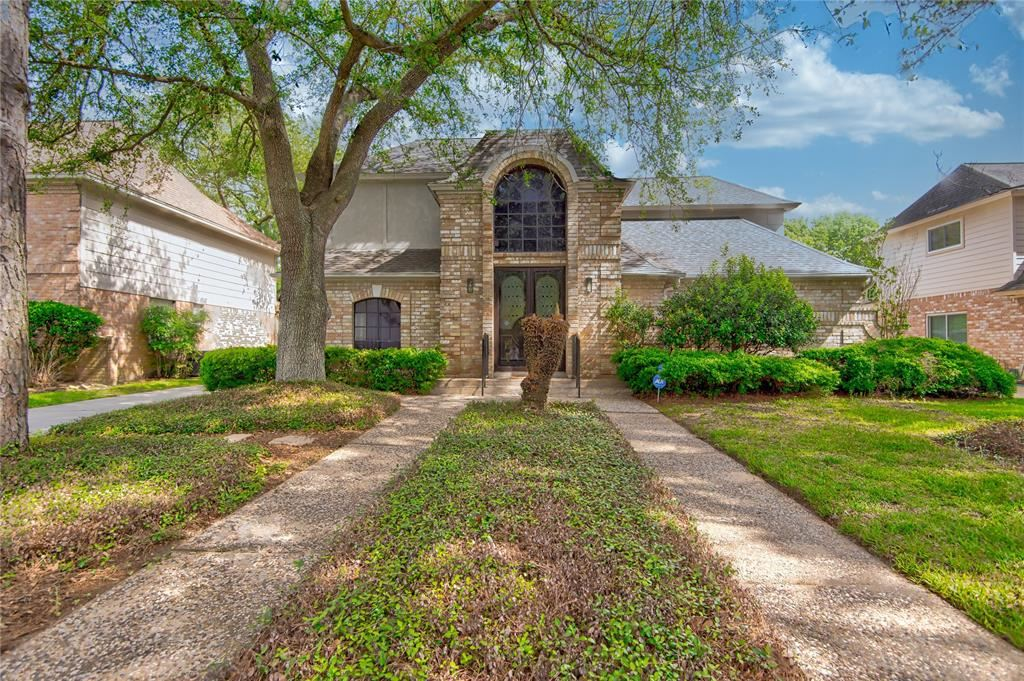 14202 Muirfield Lane, Houston, TX 77095 - #: 21503953
