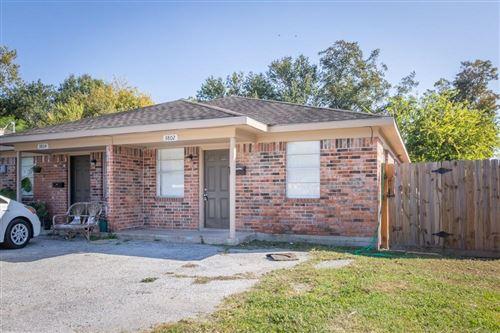 Photo of 3802 Cochran Street, Houston, TX 77009 (MLS # 34158954)