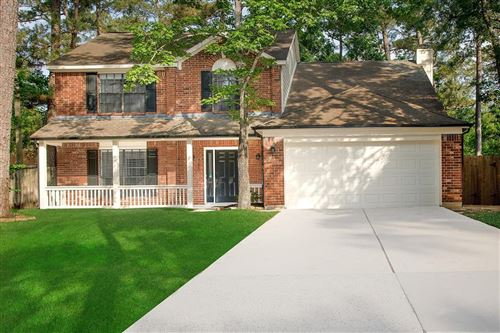 Photo of 105 EAGLE ROCK, The Woodlands, TX 77381 (MLS # 64029956)