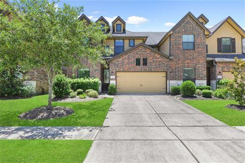 Photo of 12420 Tyler Springs Lane, Humble, TX 77346 (MLS # 82161956)