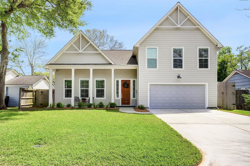 1823 Cheshire Lane, Houston, TX 77018 - #: 86640957
