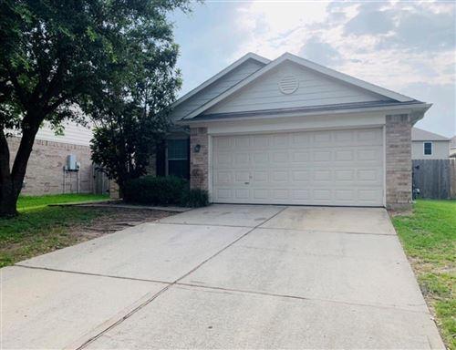 Photo of 17810 Seco Creek Lane, Humble, TX 77396 (MLS # 40297960)