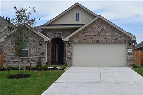 Photo of 2608 Bright Rock Lane, Conroe, TX 77304 (MLS # 55582961)