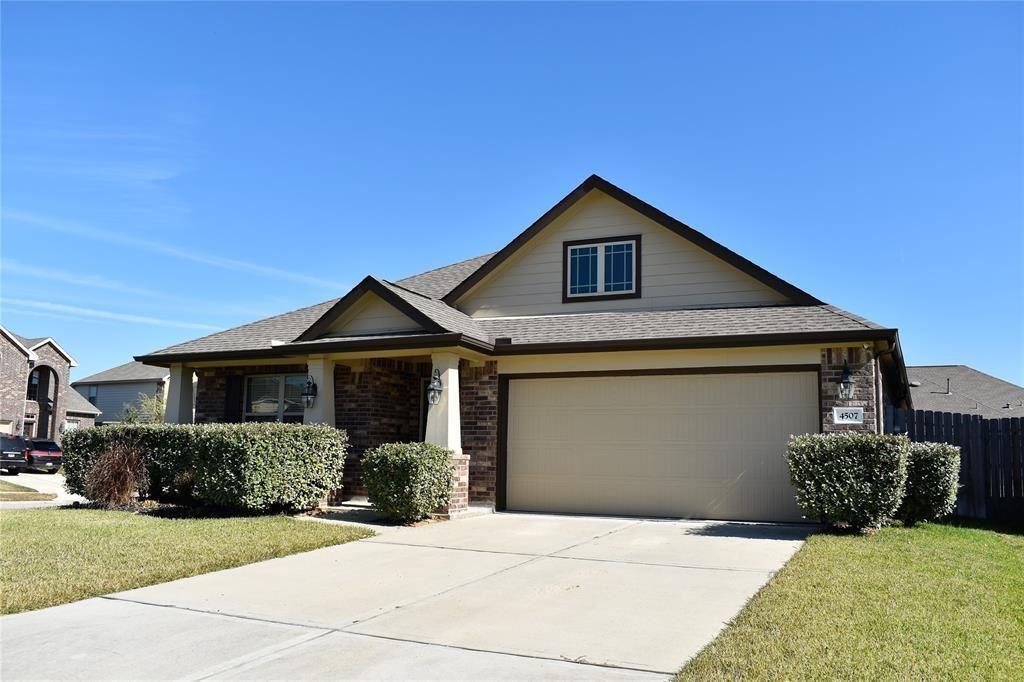 4507 Barnstone Ridge Lane, Rosharon, TX 77583 - MLS#: 38487964