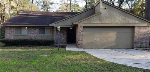 Photo of 14 Maple Branch Street, The Woodlands, TX 77380 (MLS # 15589965)
