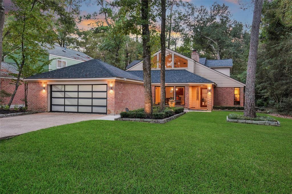 1 Rambling Wood Court, The Woodlands, TX 77380 - MLS#: 55700965