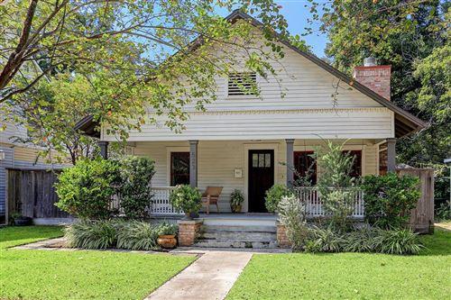 Photo of 523 Harvard Street, Houston, TX 77007 (MLS # 39316967)