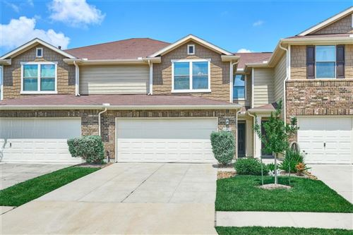 Photo of 16025 Summerville Lake Drive, Tomball, TX 77377 (MLS # 76547967)