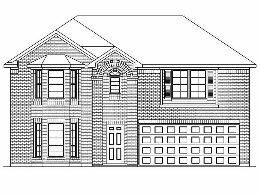 Photo for 268 Shoreview Drive, Conroe, TX 77303 (MLS # 79802967)