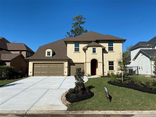Photo of 23 Gracenote Place, The Woodlands, TX 77375 (MLS # 10253968)
