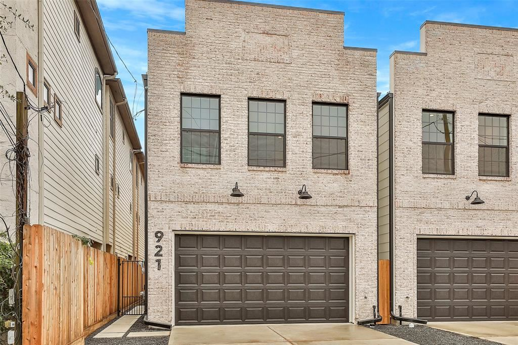 921 W 21st Street, Houston, TX 77008 - MLS#: 78553969