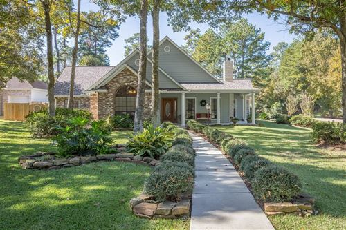 Photo of 806 Carriage Hills Boulevard, Conroe, TX 77384 (MLS # 45784971)