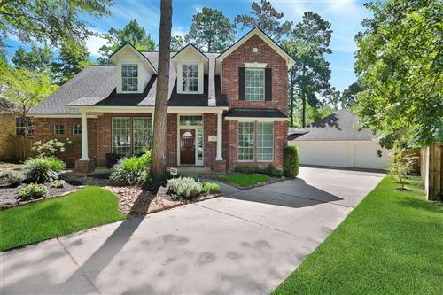 Photo of 38 Agate Stream Place, The Woodlands, TX 77381 (MLS # 24591972)