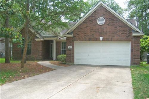 Photo of 47 Lace Arbor, The Woodlands, TX 77382 (MLS # 55974973)