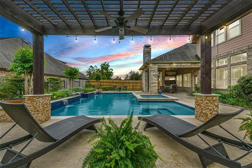 Photo of 14014 Cole Point Drive, Humble, TX 77396 (MLS # 39557975)