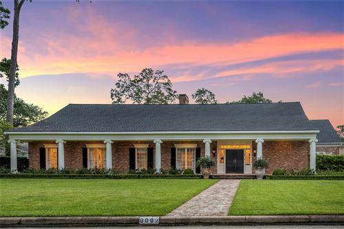 Photo of 6002 Green Tree Road, Houston, TX 77057 (MLS # 5490976)
