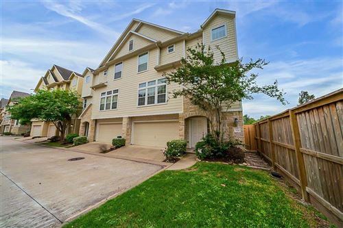 Photo of 3332 Masters Point Drive, Houston, TX 77091 (MLS # 87793978)