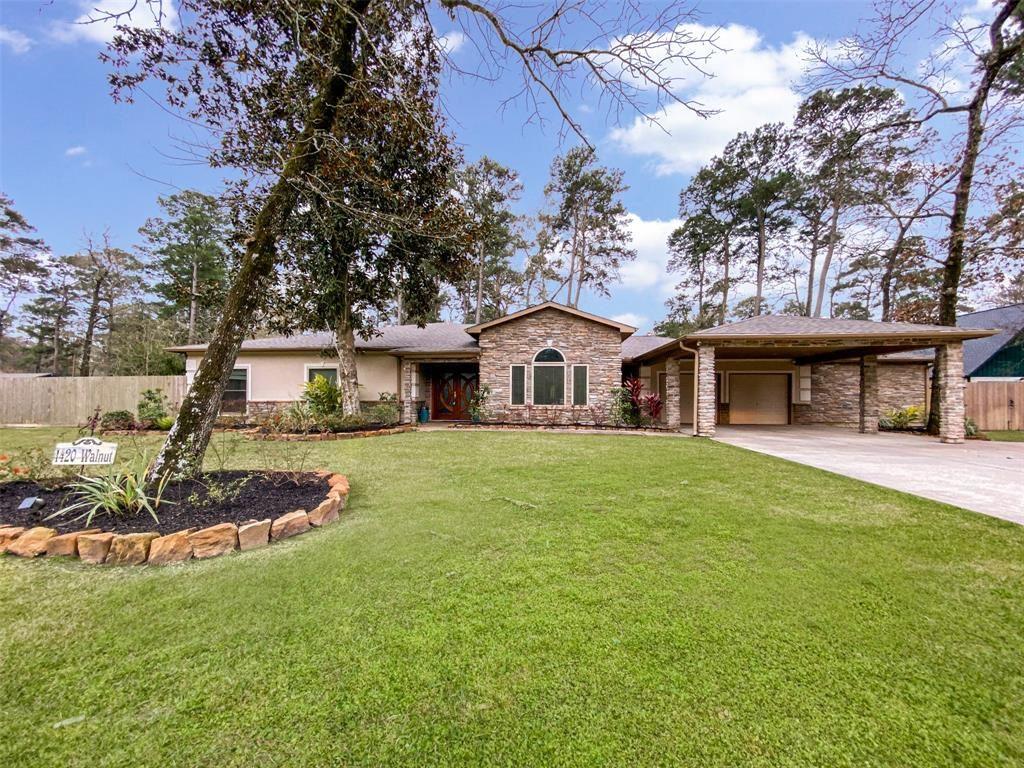 1420 Walnut Lane, Kingwood, TX 77339 - #: 96449978