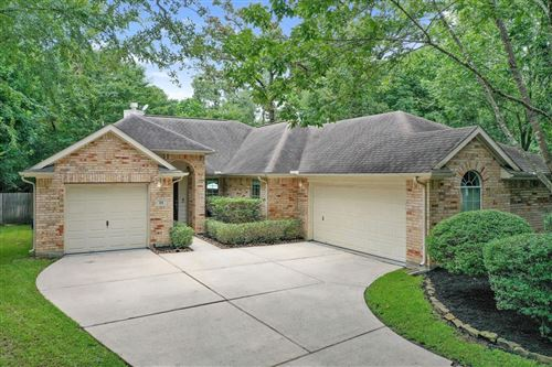 Photo of 23 Snow Woods Court, The Woodlands, TX 77385 (MLS # 52524979)