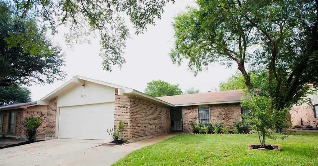 5502 Hickory Forest Drive, Houston, TX 77088 - #: 56567980