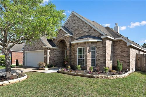 Photo of 9518 Fossil Canyon Drive, Humble, TX 77396 (MLS # 87937983)