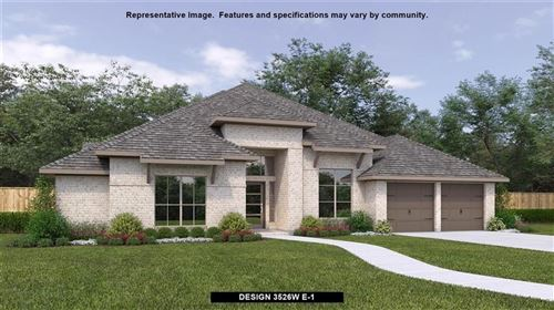Photo of 12331 Drummond Maple Drive, Humble, TX 77346 (MLS # 19041984)