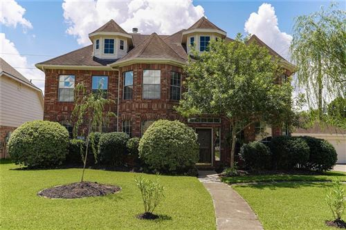 Photo of 8322 Trophy Place Drive, Humble, TX 77346 (MLS # 54667984)