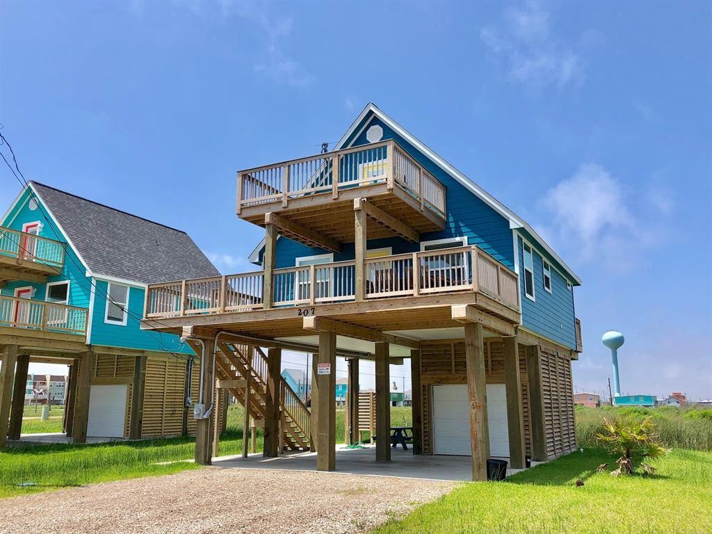 207 Sea Oats Drive, Surfside Beach, TX 77541 - MLS#: 11146984