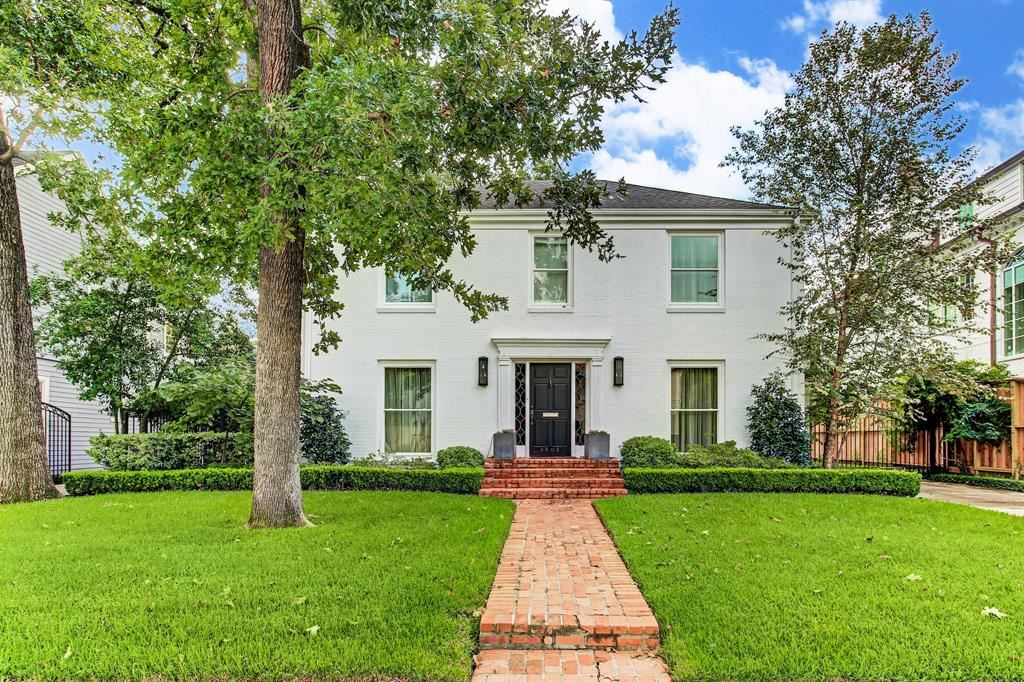 3805 Chevy Chase Drive, Houston, TX 77019 - MLS#: 9192984
