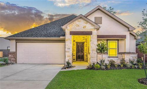 Photo of 22315 Log Orchard Lane, Porter, TX 77365 (MLS # 57866985)