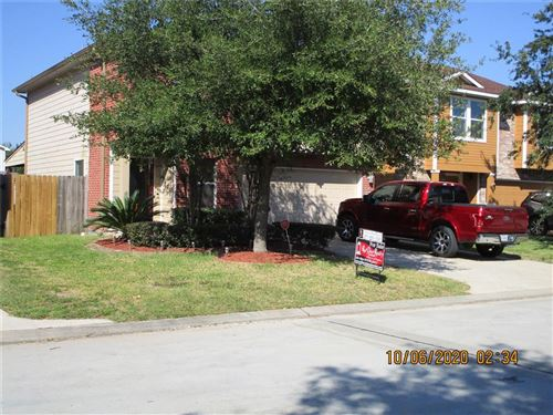 Photo of 12731 Windy Summer, Houston, TX 77044 (MLS # 90243985)