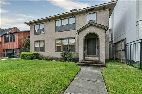 Photo of 1712 Blodgett Street, Houston, TX 77004 (MLS # 76042987)