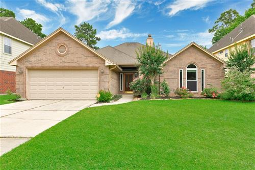 Photo of 19323 Hikers Trail Drive, Humble, TX 77346 (MLS # 21432988)