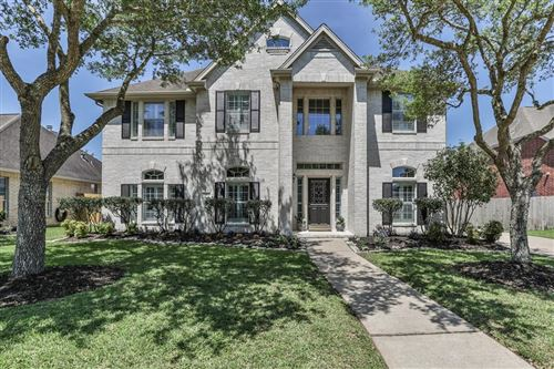 Photo of 3011 Eagle Lake Drive, Pearland, TX 77581 (MLS # 25260989)