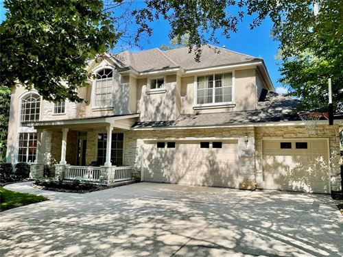 Photo of 26 Egan Lake Place, The Woodlands, TX 77382 (MLS # 3702989)