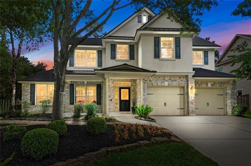 Photo of 38 S Altwood Circle, The Woodlands, TX 77382 (MLS # 54943990)