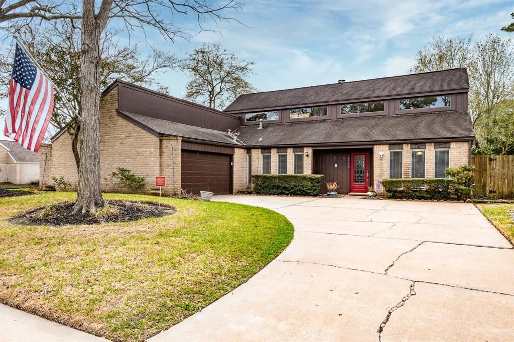 16350 Clearcrest Drive, Houston, TX 77059 - #: 67239993