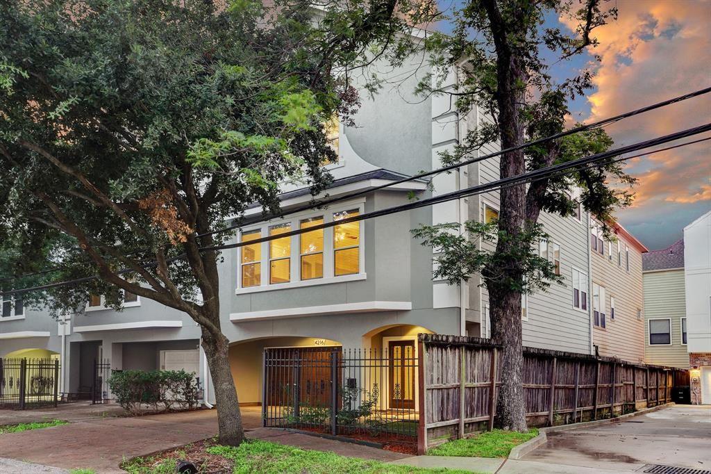 4216 Eli Street, Houston, TX 77007 - #: 73305993