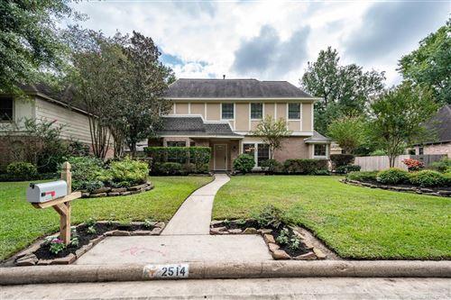 Photo of 2514 Spruce Pine Drive, Houston, TX 77345 (MLS # 41013995)