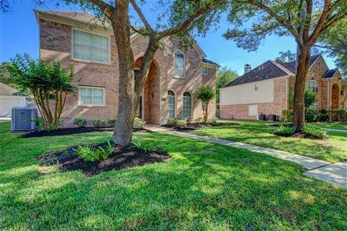 Photo of 7615 Limber Bough Drive, Humble, TX 77346 (MLS # 79896995)