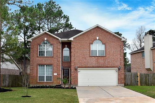 Photo of 8522 Sports Haven Drive, Humble, TX 77346 (MLS # 52803997)