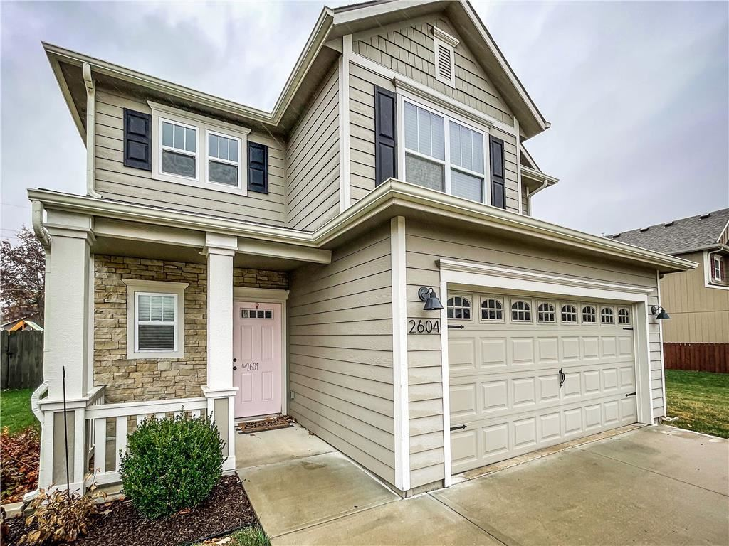 Photo of 2604 Lazy Brook Lane, Lawrence, KS 66047 (MLS # 2254066)