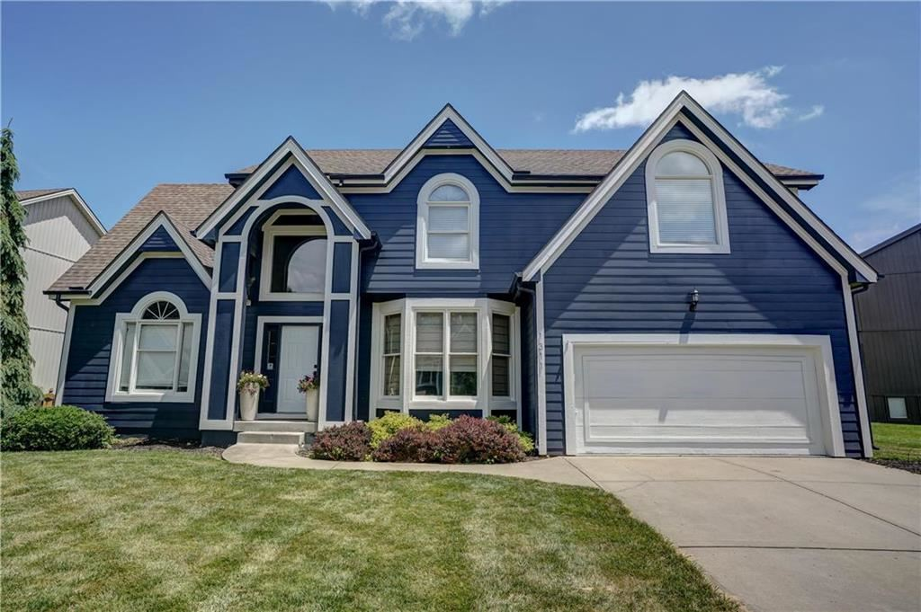 Photo of 1311 Old Trail Road, Liberty, MO 64068 (MLS # 2229085)