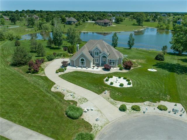 Photo of 14801 Lake Pointe Court, Liberty, MO 64068 (MLS # 2328218)