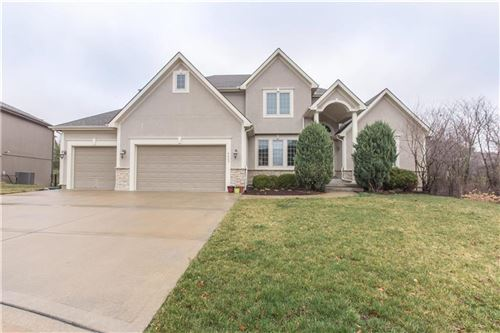 Photo of 6620 NW Hickory Court, Parkville, MO 64152 (MLS # 2212331)