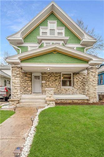 Tiny photo for 3919 Tracy Avenue, Kansas City, MO 64110 (MLS # 2213365)