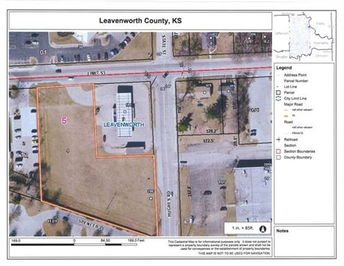 Photo of 503 Limit Street, Leavenworth, KS 66048 (MLS # 1192517)