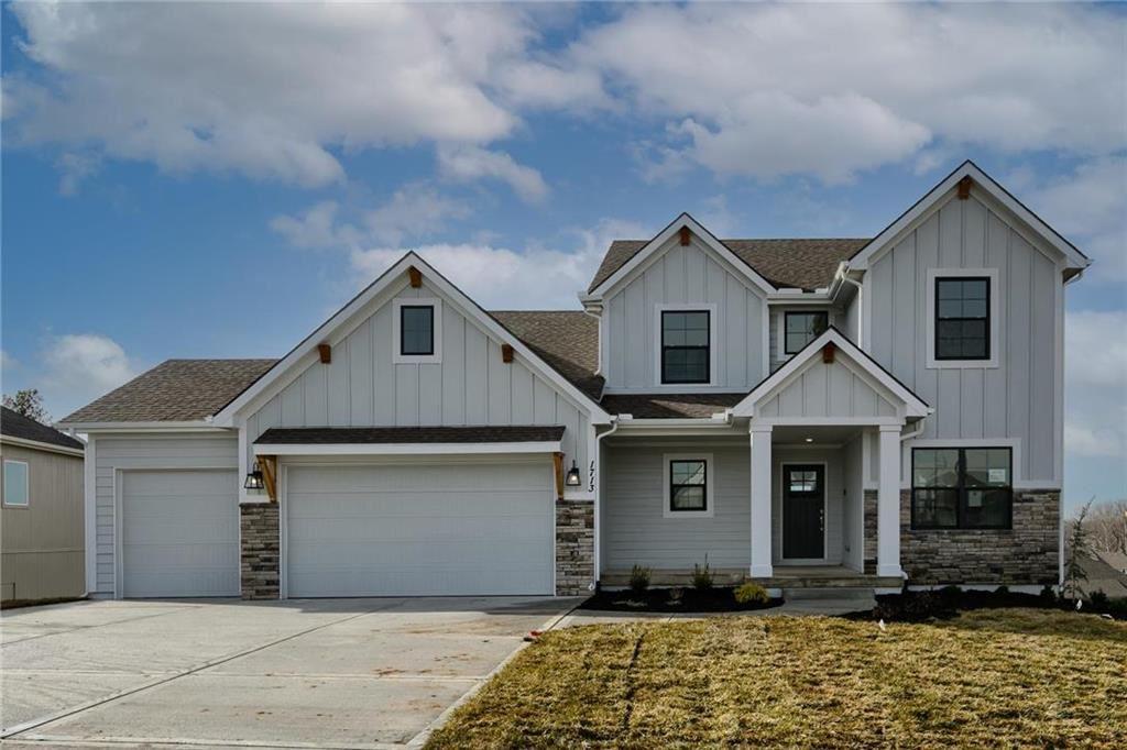 Photo of 1713 Homestead Drive, Liberty, MO 64068 (MLS # 2250584)