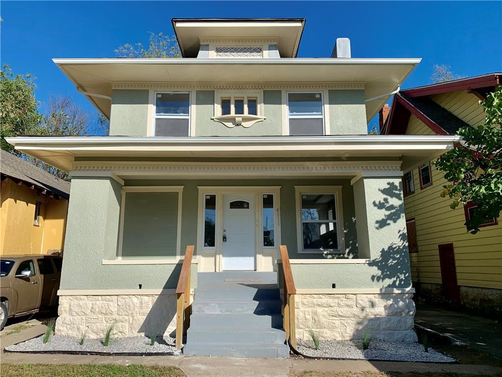 Photo for 4111 Montgall Avenue, Kansas City, MO 64130 (MLS # 2192657)
