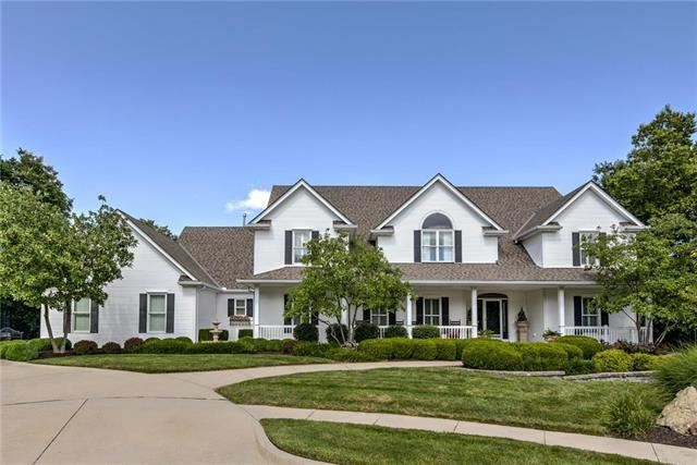Photo of 715 Westwoods Drive, Liberty, MO 64068 (MLS # 2234793)